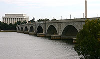 Cianbro Rehabs the Famed Arlington Memorial Bridge