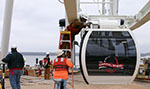 Capital Wheel Update:  150 Tons of Steel and a 300 Ton Wheel