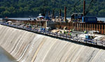 Holtwood Dam: A Pre-Winter Completion