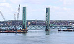 Sarah Mildred Long Bridge Replacement: Off to a Smooth Start